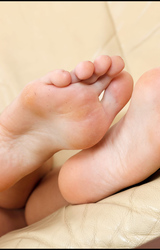 Pornósztárok lábfétis