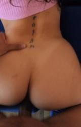 Vanessza szexi roma csaj nagy farkú pasijával szexel - 68/127 kép