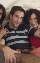 Roma anyuka barátnőjével és a nagy farkú sráccal szexel - 7/103 kép