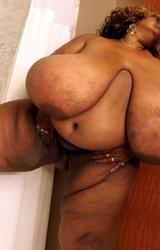 kövér fekete pornó fotók