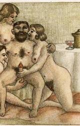 szex régi fekete nők
