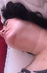 Argentin molett anyuka szőrös puncival