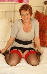 Nagymama meztelen képek