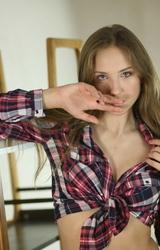 Hajlékony tini erotikus képei