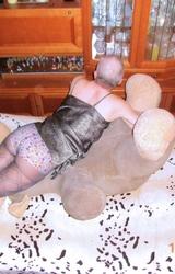 Amatőr Pasi Női Ruhában Bassza A Plüst - 126/129 kép