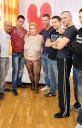 kövér lányok orgia